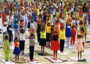 yoga educazione